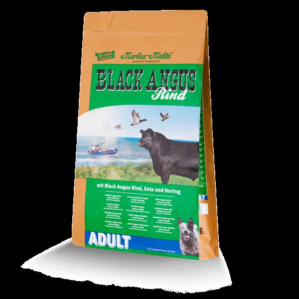 Markus-Mühle BLACK ANGUS Adult - Hundetrockenfutter für erwachsene Hunde