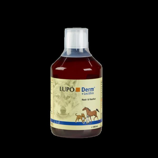 LUPODerm - Ergänzungsfuttermittel für Haut & Fell