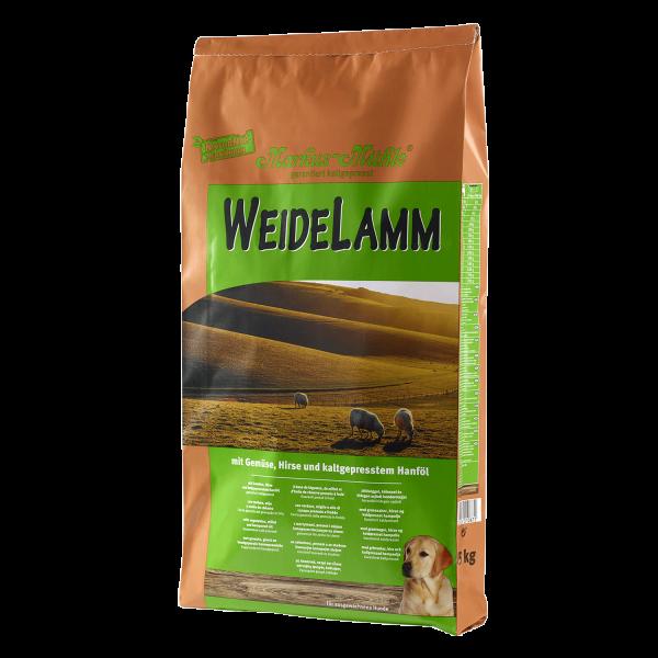 Markus-Mühle WEIDELAMM - Hundetrockenfutter mit Lamm