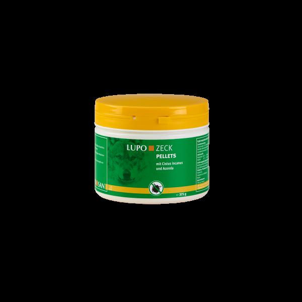 LUPO ZECK+ - Ergänzungsfuttermittel mit Cistus incanus & Acerola