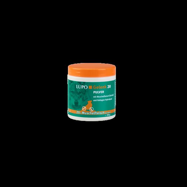 LUPO Gelenk 20 - Ergänzungsfuttermittel für Hunde