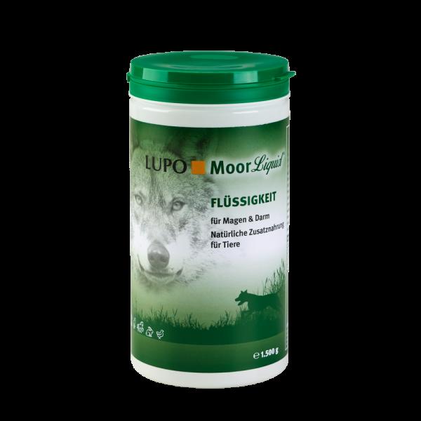 LUPO MoorLiquid - Naturmoor für Hunde & Katzen